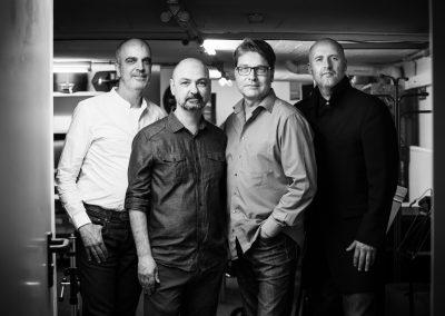 COLORBOX: Ciro Trindade, Márcio Tubino, Volker Giesek, Andreas Keller